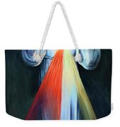 Red And Yellow Lights Weekender Tote Bag