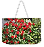 Red And Yellow Roses Weekender Tote Bag