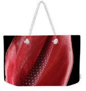 Red Anthurium #3 Weekender Tote Bag