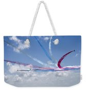Red Arrows Aerobatic Display Team Weekender Tote Bag