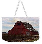 Red Barn Photoart Weekender Tote Bag