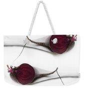 Red Beets Weekender Tote Bag