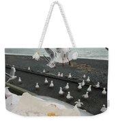 Red-billed Seagulls Weekender Tote Bag