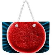 Red Blood Cell Sem Weekender Tote Bag