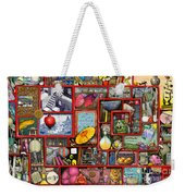 Red Box Weekender Tote Bag