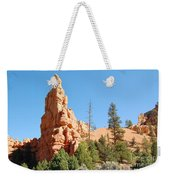Red Canyon 2 Weekender Tote Bag