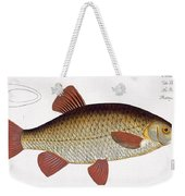 Red Carp Weekender Tote Bag