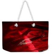 Red Chair  Weekender Tote Bag