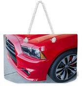 Red Charger 1508 Weekender Tote Bag