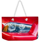 Red Charger 1521 Weekender Tote Bag