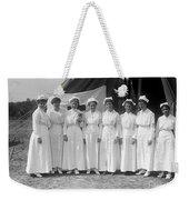 Red Cross Nurses, 1916 Weekender Tote Bag