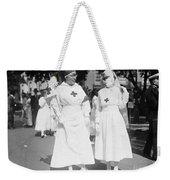 Red Cross Parade, 1918 Weekender Tote Bag