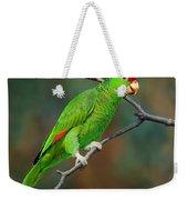 Red-crowned Amazon Weekender Tote Bag