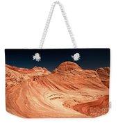 Red Desert Swirls Weekender Tote Bag