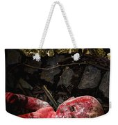 Red Doll Weekender Tote Bag