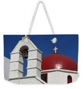 Red Dome Church 2 Weekender Tote Bag