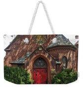 Red Door Church Weekender Tote Bag