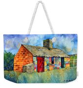 Red Door Cottage Weekender Tote Bag