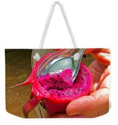 Red Dragon Fruit In Sukhothai-thailand Weekender Tote Bag