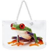 Red-eye Tree Frog 1 Weekender Tote Bag