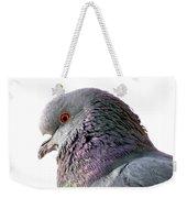 Red-eyed Pigeon Weekender Tote Bag