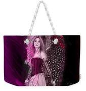 Red Fairy Weekender Tote Bag