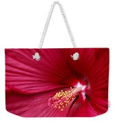 Red Flower 2 Weekender Tote Bag