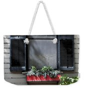 Red Flower Box St Augustine Weekender Tote Bag