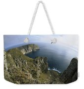 Red-footed Booby And Swallow-tailed Weekender Tote Bag