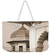 Red Fort Weekender Tote Bag