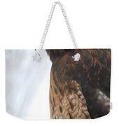 Red Hawk I Weekender Tote Bag