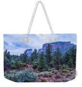 Red Hills Weekender Tote Bag