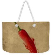 Red Hot Chili Pepper Poster  Weekender Tote Bag