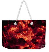 Red Hot Love Weekender Tote Bag
