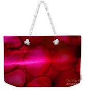 Red Hot Mystery Weekender Tote Bag