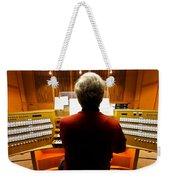 Red Hot Organist Weekender Tote Bag