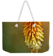Red Hot Poker Weekender Tote Bag