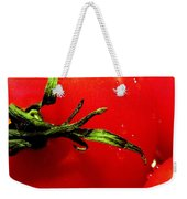 Red Hot Tomato Weekender Tote Bag