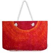 Red Kachina Original Painting Weekender Tote Bag