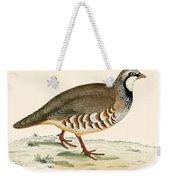 Red Legged Partridge Weekender Tote Bag