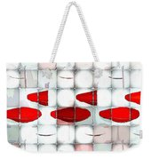 Red Light Glasses Weekender Tote Bag