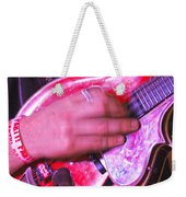 Red Mandolin Weekender Tote Bag