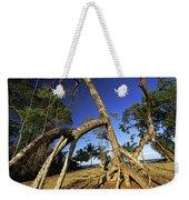 Red Mangrove Aerial Roots Weekender Tote Bag