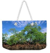 Red Mangrove East Coast Brazil Weekender Tote Bag by Pete Oxford