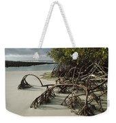 Red Mangrove Root Galapagos Islands Weekender Tote Bag