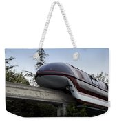 Red Monorail Disneyland 02 Weekender Tote Bag