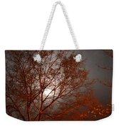 Red Oak At Sunrise Weekender Tote Bag