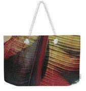 Red Palm Weekender Tote Bag