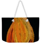 Red Pear - Delicious Modern Fruit Food Art Print Weekender Tote Bag