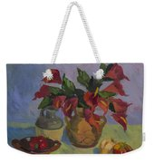 Red Pepper Weekender Tote Bag